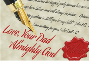 The Fathers Love Letter